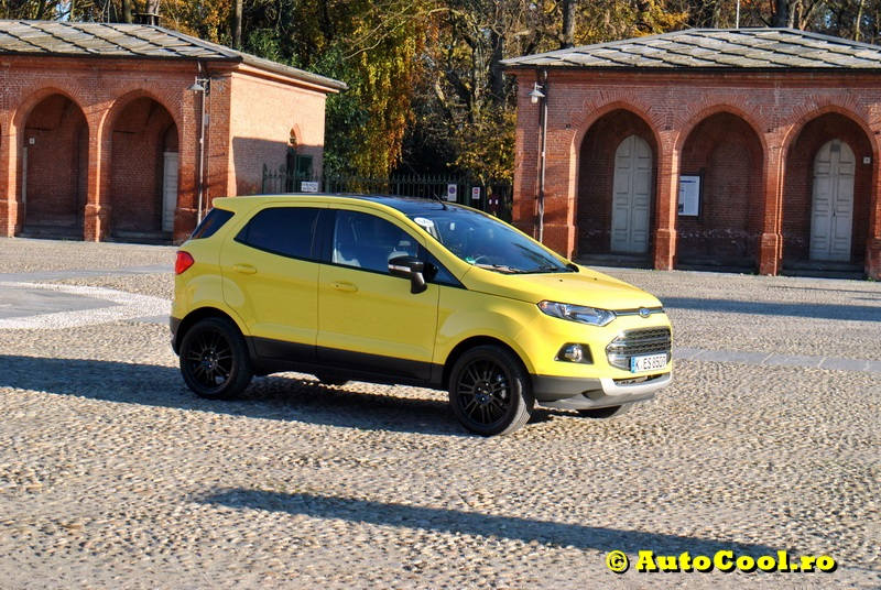 Ford Eco Sport 116