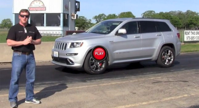 Jeep Grand Cherokee Hennessey