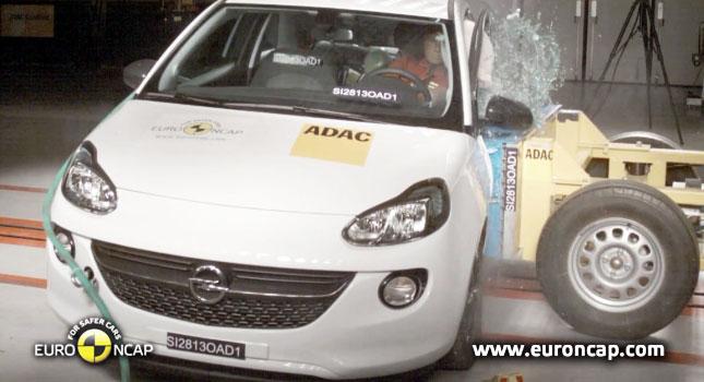EuroNCAP Crash Tests-Sept 2013