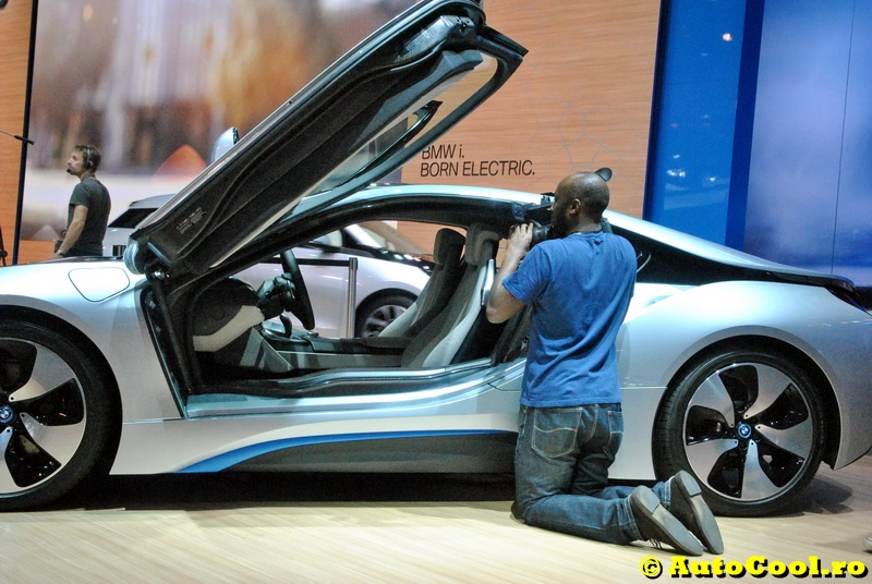 Best shot from IAA Frankfurt 2013!
