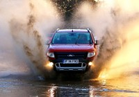 FOTO: Ford Ranger Wildtrak preview