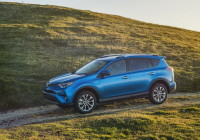 Noul RAV4 Hybrid, disponibil in Romania