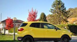 OFICIAL: Ford va produce EcoSport la Craiova